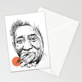 Muddy Waters - Get your mojo! Stationery Cards