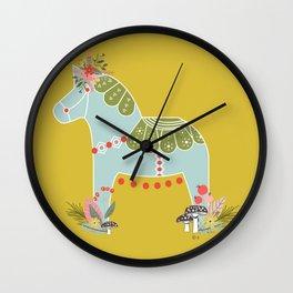 Woodland Dala Wall Clock