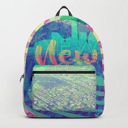 New York New York Backpack