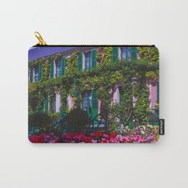 Claude Monet's House at Giverny Carry-All Pouch