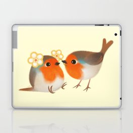 Flowers for you Laptop & iPad Skin