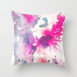 Clairvoyance #3 Throw Pillow