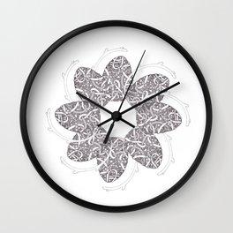 Pysanka Wall Clock