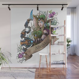 Huntress Wall Mural