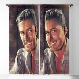 Errol Flynn, Hollywood Legend Blackout Curtain