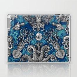 The Kraken (Blue) Laptop & iPad Skin