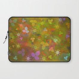 Spring flowers 02 Laptop Sleeve