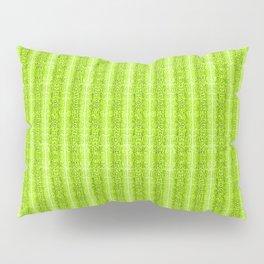 Green Snake Skin Animal print Wild Nature Pillow Sham