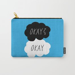 Okay? Okay Carry-All Pouch