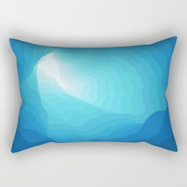 Upward Rectangular Pillow
