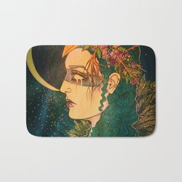 Morrigan: The Phantom Queen Bath Mat