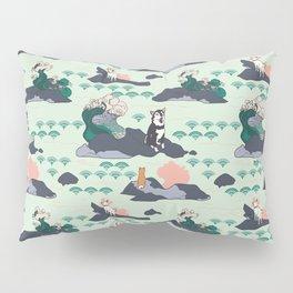 Adventure Shibas Pillow Sham