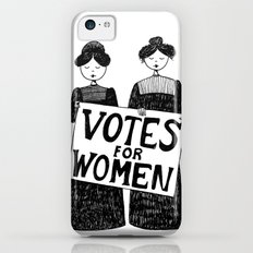 votes for women Slim Case iPhone 5c
