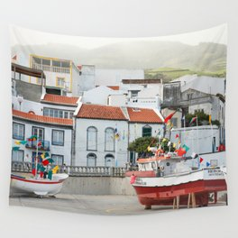 Vila Franca do Campo Wall Tapestry
