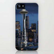 Seattle iPhone (5, 5s) Slim Case