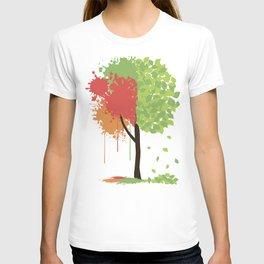 Autumn Ink T-shirt