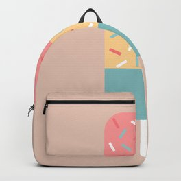 Popsicle (Peach) Backpack