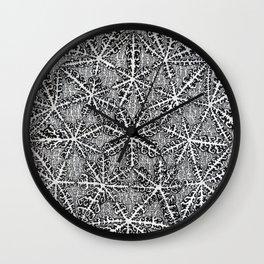 ' Seventh Dimension ' By: Matthew Crispell Wall Clock