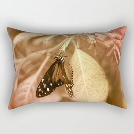 Tiger Longwing Rectangular Pillow
