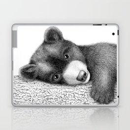 Sleepy bear Laptop & iPad Skin