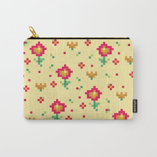 Pixel Carry-All Pouch