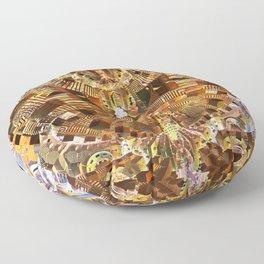 Broken Shapes Floor Pillow