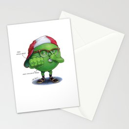 Pea Knuckle Stationery Cards