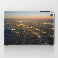 jfk iPad Cases featuring the approach by inourgardentoo