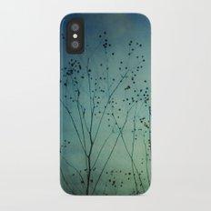 Moody Blues iPhone X Slim Case