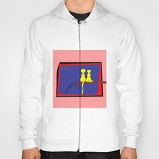 love and cats Hoody