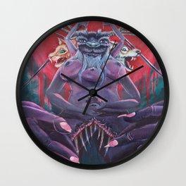 Li(V)es Wall Clock