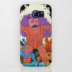 Catastic Four Slim Case Galaxy S6