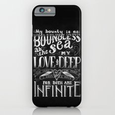 For You, My Love Slim Case iPhone 6