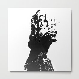 DOLLY PARTON BY ROBERT DALLAS Metal Print