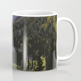 Waterton Lakes National Park Coffee Mug