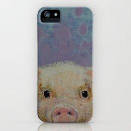 Piglet iPhone Case