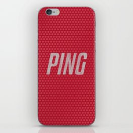 PING iPhone Skin