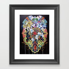 Forgotten Glory Framed Art Print