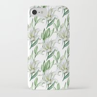 lily iPhone & iPod Cases featuring Lily by Julia Badeeva