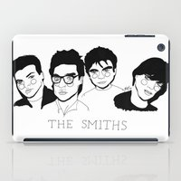 smiths iPad Cases featuring The Smiths by ☿ cactei ☿