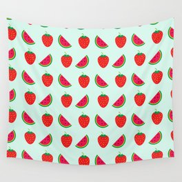 Fresh Fruits Wall Tapestry