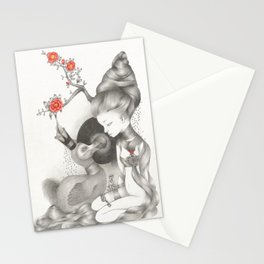 Broken Heart Stationery Cards