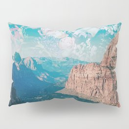 Zion Flowers Pillow Sham