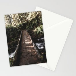 Hoh Rainforest River Trail Stationery Cards