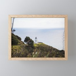 Cape Reinga #2 Framed Mini Art Print