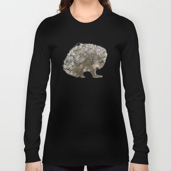 little hedgehog Long Sleeve T-shirt