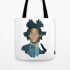Jean-Michel Basquiat - Artist Series Tote Bag