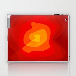 Red Vibrations Laptop & iPad Skin