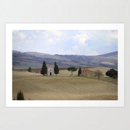 Tuscan Dream Art Print