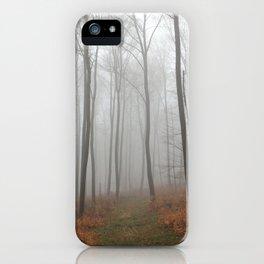 Nebel 2 iPhone Case